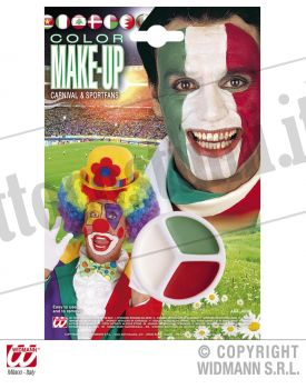 Make-up TRICOLORE ITALIA