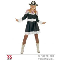 Costume COUNTRY WESTERN COWGIRL