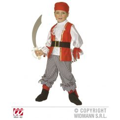 Costume PICCOLO PIRATA