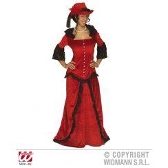 Costume WESTERN LADY