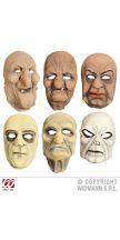 Maschera MEZZO VISO vari modelli