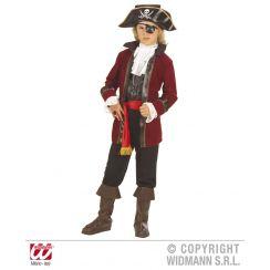 Costume pirata DELL'ISOLA DEL TESORO