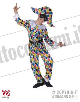 Costume ARLECCHINO bambino