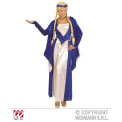 Costume da REGINA DEL RINASCIMENTO in velluto