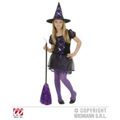 Costume streghetta RIBBON WITCH