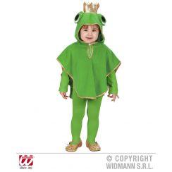 Costume RANOCCHIO IN PELUCHE