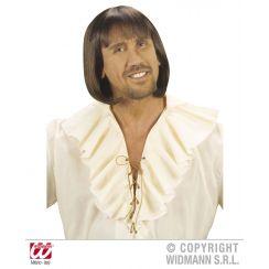 Parrucca uomo medievale