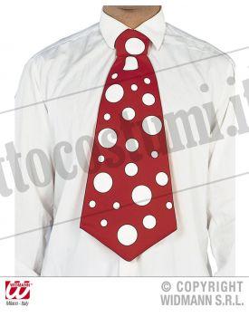Maxi cravatta