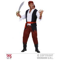 Costume pirata dei caraibi