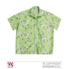 Camicia HAWAIANA verde