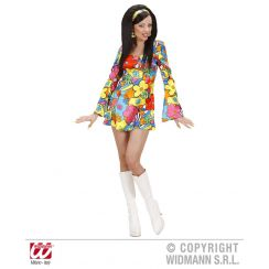 Costume FLOWER POWER GIRL