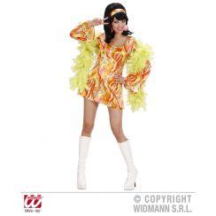 Costume 70S MOD CHICK XL
