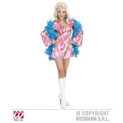 Costume 70S MOD CHICK