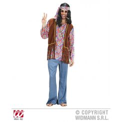 Costume HIPPIE PSICHEDELICO f975a0d432c