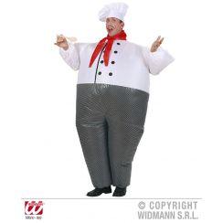 Costume CHEF gonfiabile
