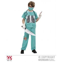 Costume da chirurgo bambino SCARY SURGEON