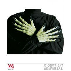 Guanti 3D mani di STREGA