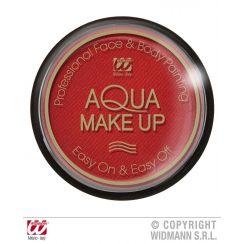 Aqua makeup ROSSO 15 g