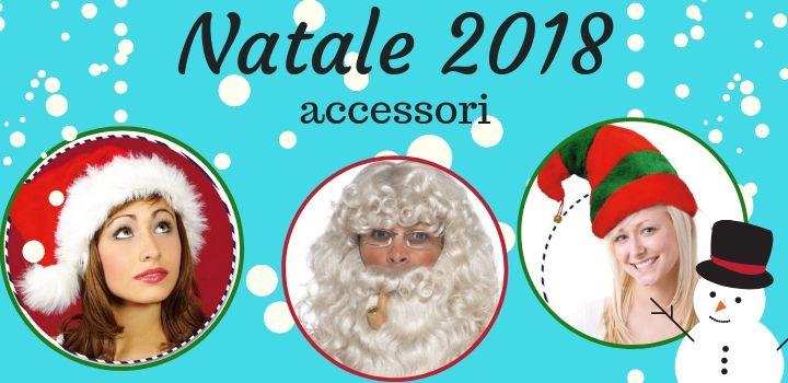 Accessori e Complementi per il Natale