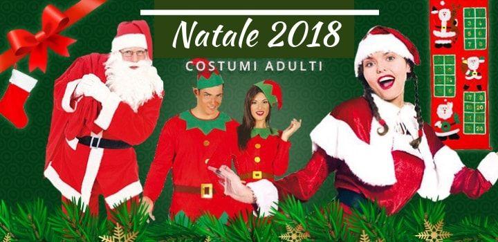 Costumi Adulto per il Natale