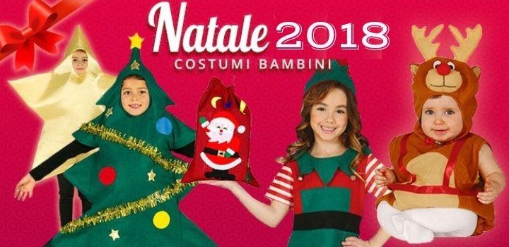 Costumi Bambino per il Natale