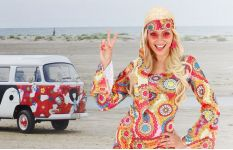 "Tema Anni 60 ""Peace & Love"""