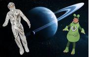 Tema Spazio - Extraterrestri
