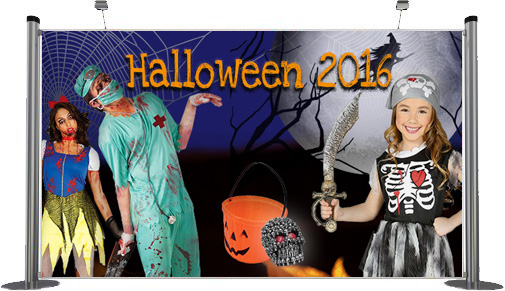 Costumi e accessori Halloween 2016