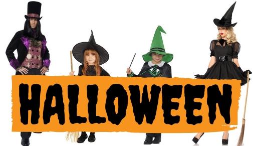 Costumi e accessori Halloween 2018